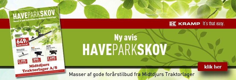 Kramp HaveParkSkov