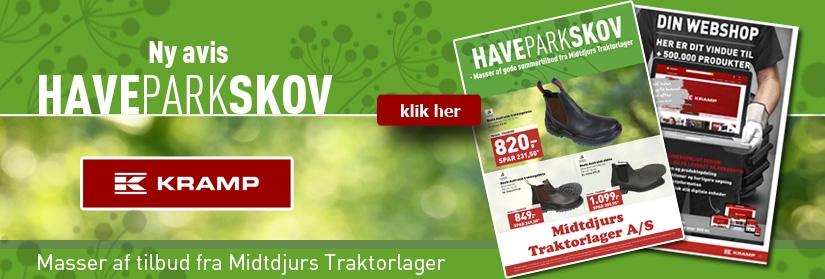 Kramp HaveParkSkov - uge 20
