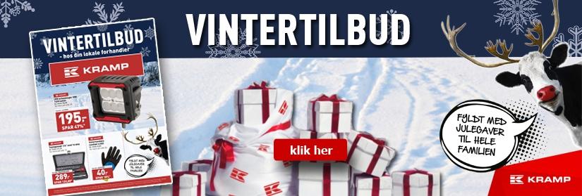 Kramp - Vintertilbud