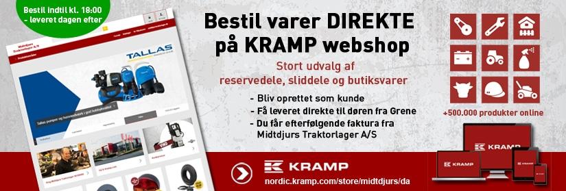 Kramp webshop