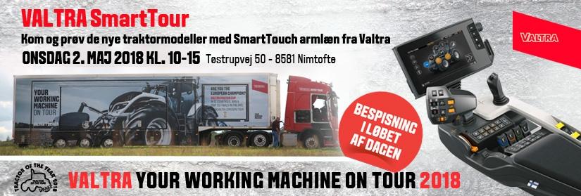 Valtra SmartTour