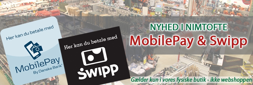 Mobile pay og swipp