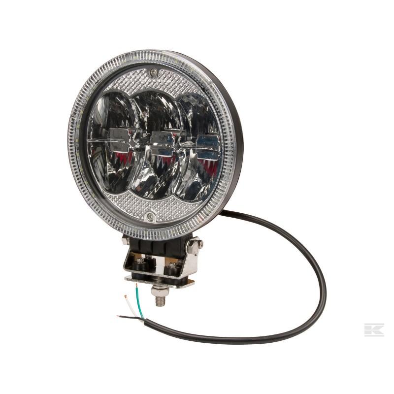 Kramp LED Fjernlygte m/positionslys