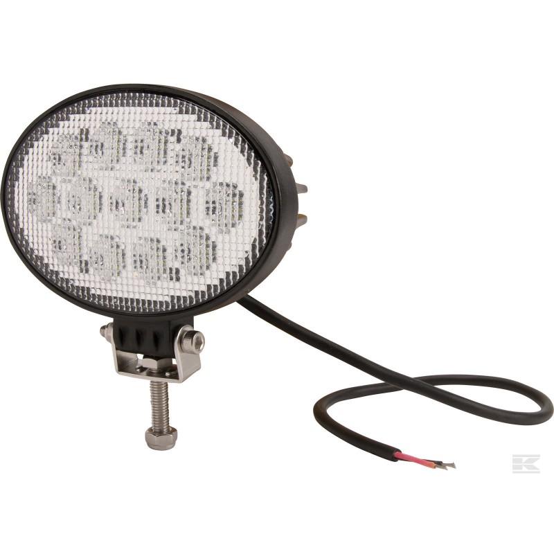 Kramp LED Arbejdslygte Flood 3510 Lumen