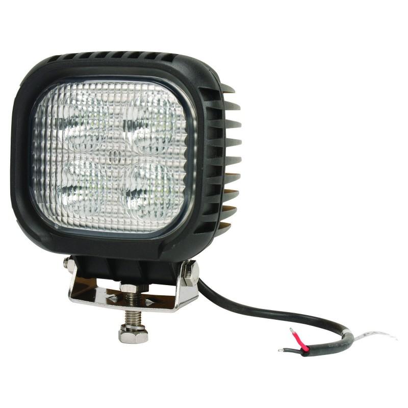 Kramp LED Arbejdslygte Flood 4050 Lumen m/ Ledning