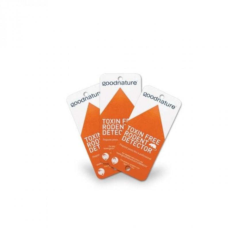 Goodnature gnavedetektionskort