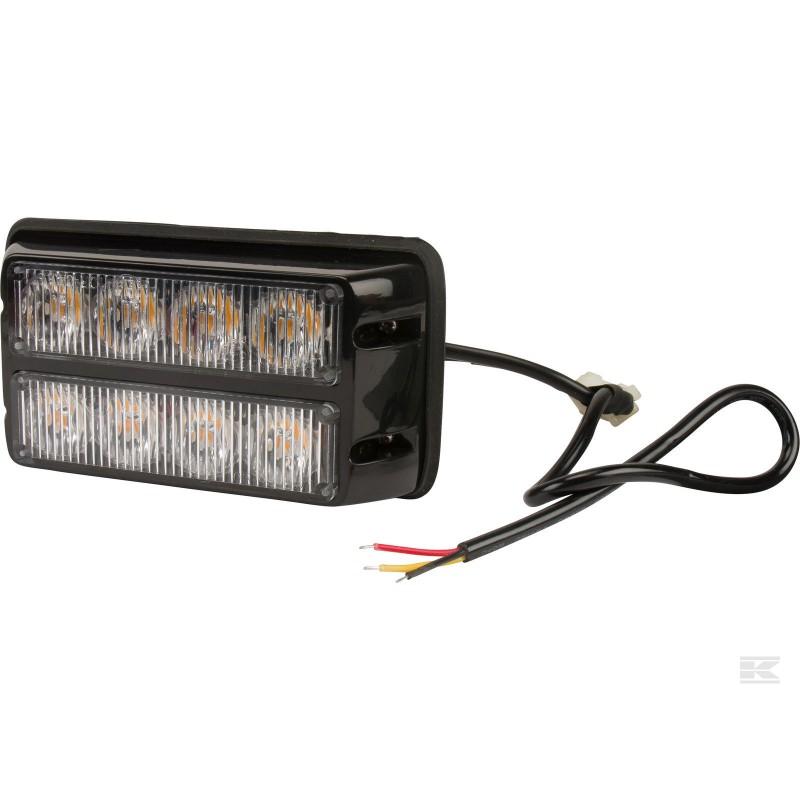 Kramp LED Advarsels Lygte 14 Programmer