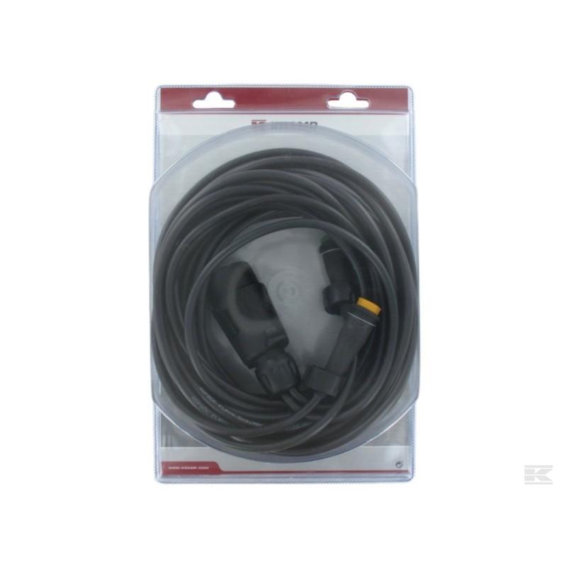 7-polet kabelsæt med 5-pin tilslutning