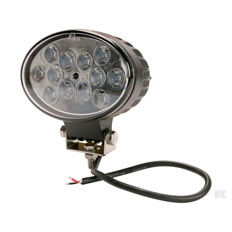 LED Arbejdslygte 2760 Lumen 24W Fjernområde