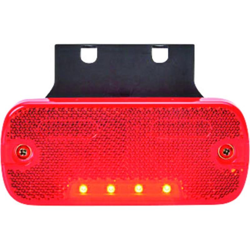 LED bagpositionslygte