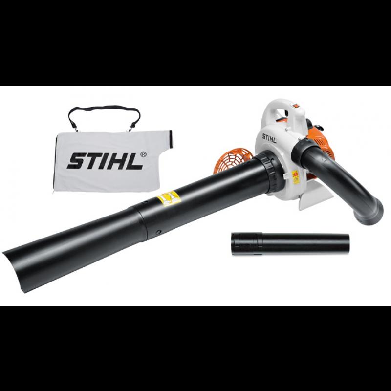 Stihl SH 56 benzin løvsuger/blæser