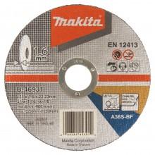 Makita Skæreskive 125X1.6X22.23 25 Stk