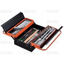 Værktøjskasse Komplet m/ 56 Dele