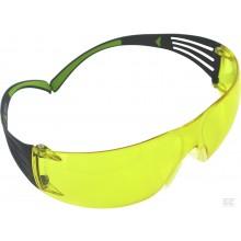 Sikkerhedsbrille SecureFit 400 Ravgul