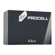 Duracell Procell LR06 AA Batterier 10 stk.