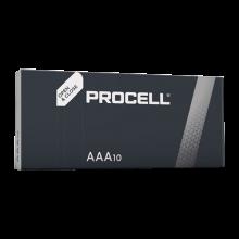 Duracell Procell LR03 AAA Batterier 10 stk.
