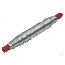 Vindseltråd Sølv 0,7 mm 30 m