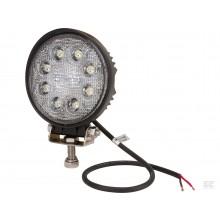 LED Arbejdslygte 1920 Lumen 24W Fjernområde